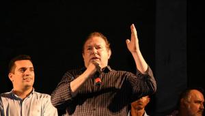 O governador do Tocantis, Mauro Carlesse