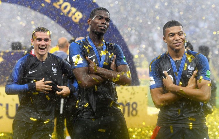 França fatura R$ 153 milhões com título da Copa; saiba quanto cada seleção receberá – Jovem Pan