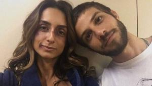 Chay Suede e Camila Lucciola