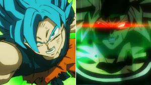Goku e Broly