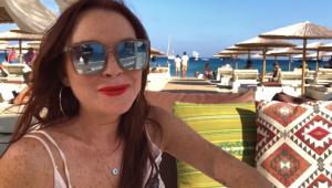Lindsay Lohan diz que seu novo álbum chega em fevereiro