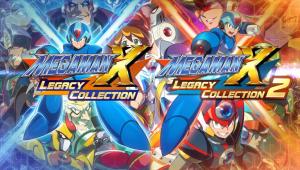 Mega Man X Collection 1 e 2