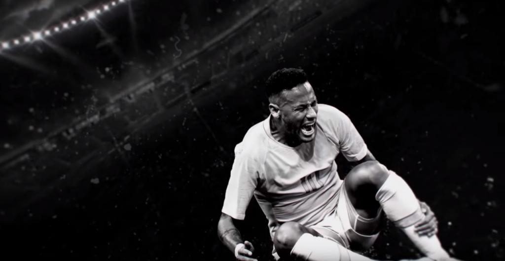 """Após dias de silêncio, Neymar desabafa em vídeo de patrocinadora: """"eu não caí, eu desmoronei"""" – Jovem Pan"""