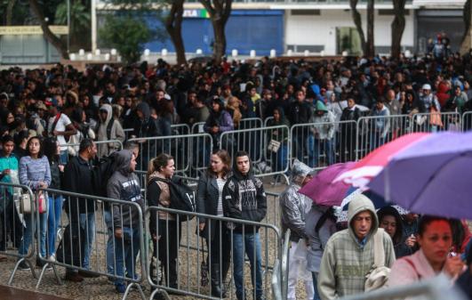 Desemprego atinge 13,5 milhões de brasileiros em setembro e taxa de desocupados bate recorde