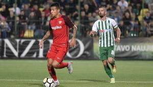Atlético-MG se aproxima de Guilherme Arana, após sinalização do Sevilla