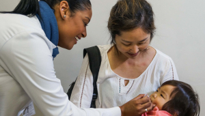 Pandemia diminui casos de doenças respiratórias entre crianças, mas pais devem ficar atentos
