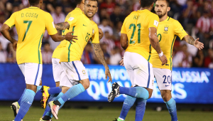 seleção brasileira daniel alves lucas lima paraguai brasil