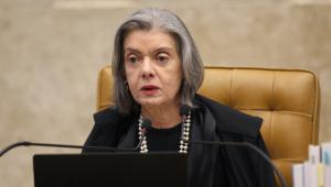 Ministra do STF, Cármen Lúcia está com Covid-19
