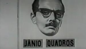 Propaganda eleitoral de Jânio Quadros para a corrida presidencial de 1960