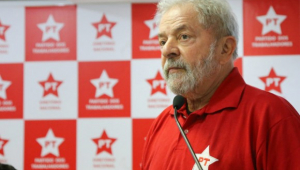 Para conter apoio a Boulos, PT quer antecipar entrada de Lula na campanha de SP