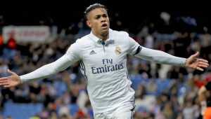 Atacante do Real Madrid testa positivo para Covid-19 e perde decisão na Liga dos Campeões