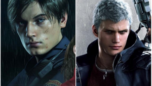 Resident Evil 2 e Devil May Cry 5