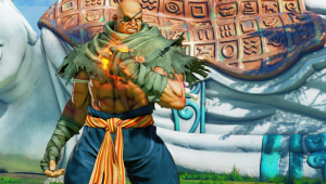 Sagat Street Fighter V
