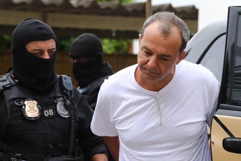Sergio Cabral é réu em mais de 30 ações que tramitam na Justiça do Rio e do Paraná