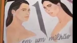 Simone e Simaria desenho