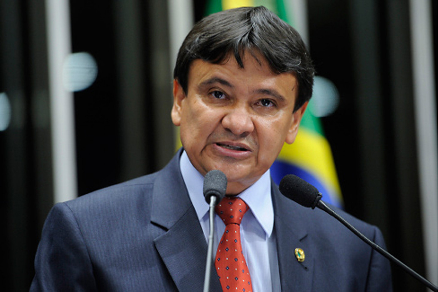 Wellington Dias é governador do Piauí