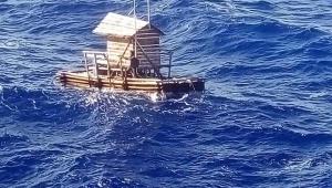 Após 49 dias à deriva no mar, indonésio sobrevive e é resgatado