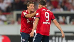 Bayern de Munique derrota Stuttgart com facilidade e vence a segunda no Alemão