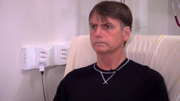 Bolsonaro diz acreditar que ataque foi planejado: 'rodou a faca para matar'