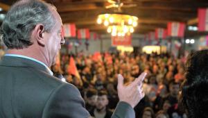 Ciro ataca Bolsonaro, xinga Doria e diz que não é 'vesgo à esquerda'