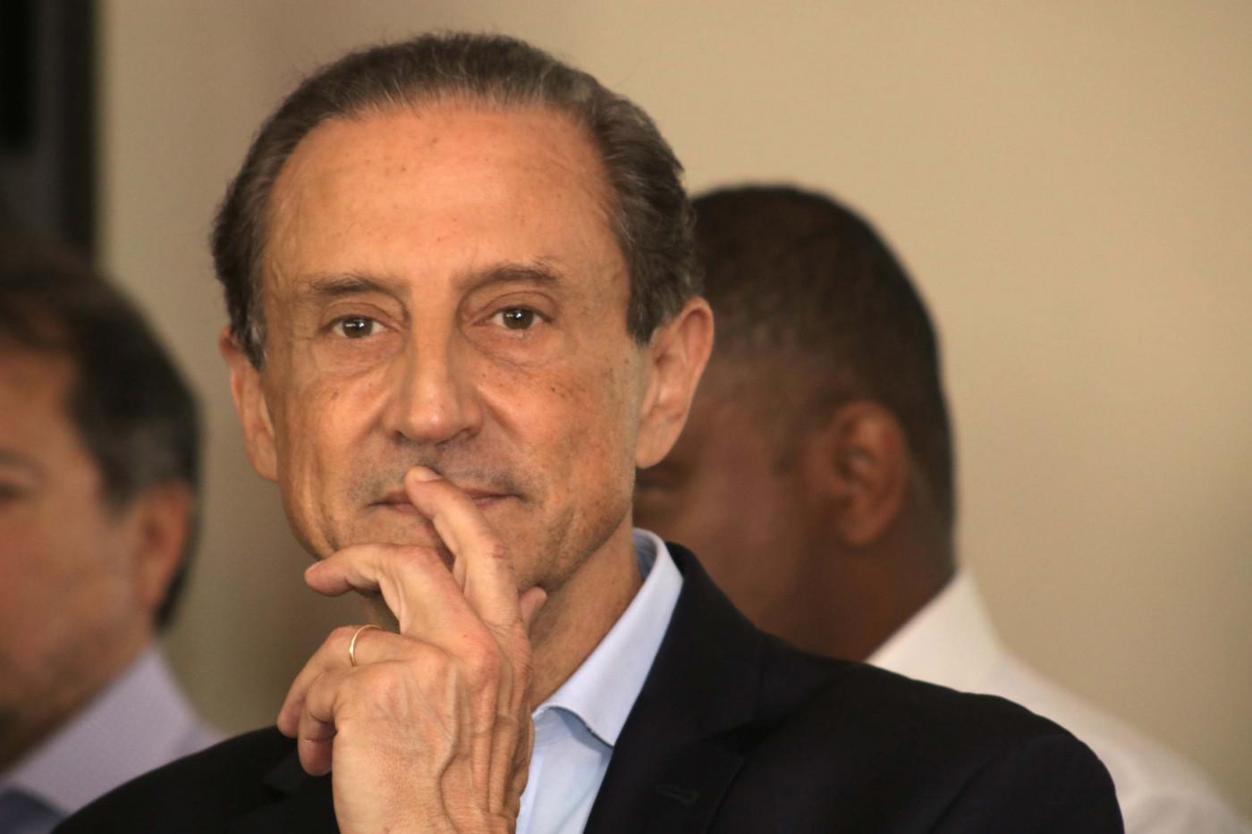 Na imagem, o presidente da Fiesp, Paulo Skaf