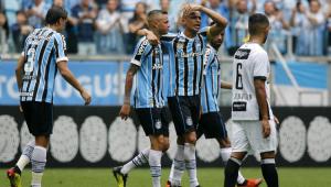 Presidente do Grêmio revela conversa com Andrés Sanchez sobre Luan nesta semana