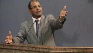 O vereador Silvânio Barbosa (MDB)