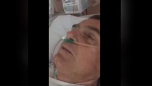 O candidato Jair Bolsonaro (PSL) está internado na UTI do Hospital Santa Casa de Juiz Fora (MG)