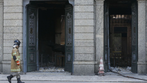 Thiago Uberreich: RJ perdeu chances de evitar tragédia no Museu Nacional
