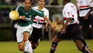 São Paulo e Palmeiras na Libertadores de 2006