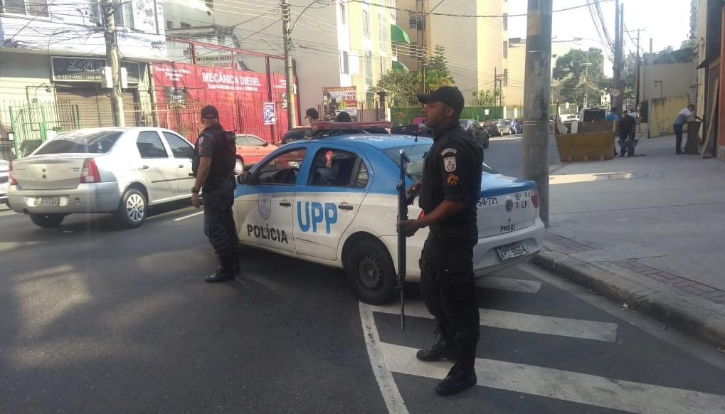 Polícia militar do Rio de Janeiro