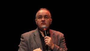 O secretário de Cultura do estado de São Paulo, Romildo Campello