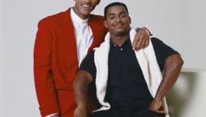 Will Smith e Carlton Banks