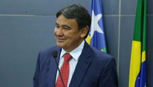Com 55% dos votos, Wellington Dias é reeleito no Piauí