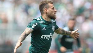 Lucas Lima é diagnosticado com covid-19 e desfalca Palmeiras no derby