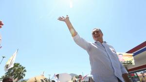 Rui Costa é reeleito na Bahia com 75%