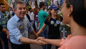 Mauro Mendes é eleito governador do Mato Grosso