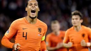 Seleção da Holanda fará doações para ajudar clubes em meio à pandemia