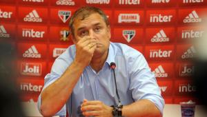 São Paulo foi o 14º clube do mundo que mais trocou de treinadores entre 2015 e 2019