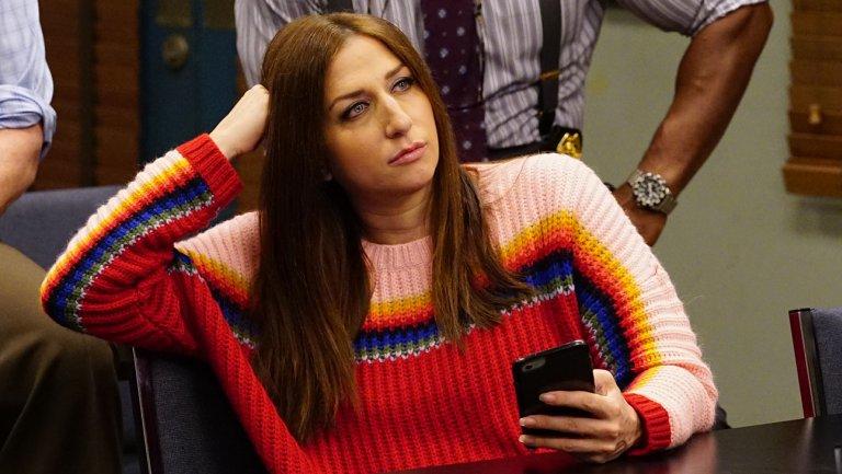 Chelsea Peretti A Gina De Brooklyn Nine Nine Anuncia Saida Da Serie Jovem Pan
