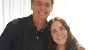 Bolsonaro diz que mostrou o 'gigantismo' da Cultura para Regina: 'Está propensa a aceitar'