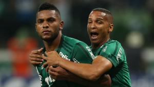 Emprestados pelo Palmeiras, Borja e Deyverson viram estrelas nos novos clubes