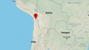 Terremoto de 6,9 graus atinge o Chile; não há vítimas