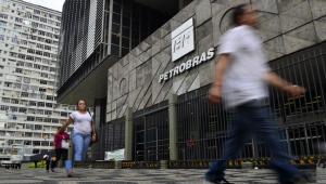Fachada do prédio da Petrobras no Rio de Janeiro