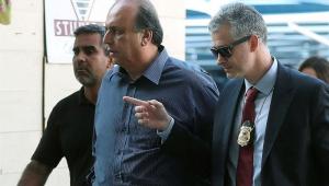 Ex-governador do Rio Luiz Fernando Pezão deixa a cadeia em Niterói