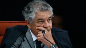 'Congelarei tudo e levarei ao plenário', diz Marco Aurélio sobre recurso para depoimento de Bolsonaro