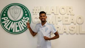 Matheus Fernandes fará a sua segunda passagem pelo Palmeiras