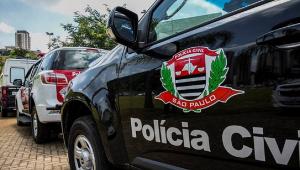 Polícia Civil de São Paulo apreende cinco toneladas de maconha