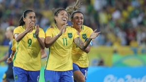 Seleção brasileira termina 2019 no 'top-10' do ranking feminino da Fifa