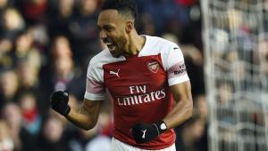 Aubameyang dá 'ok' para Barcelona negociar com o Arsenal, diz jornal